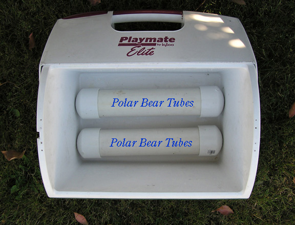 Cooler Tips For Keeping Your Catch Fresh Polar Bear Tubes